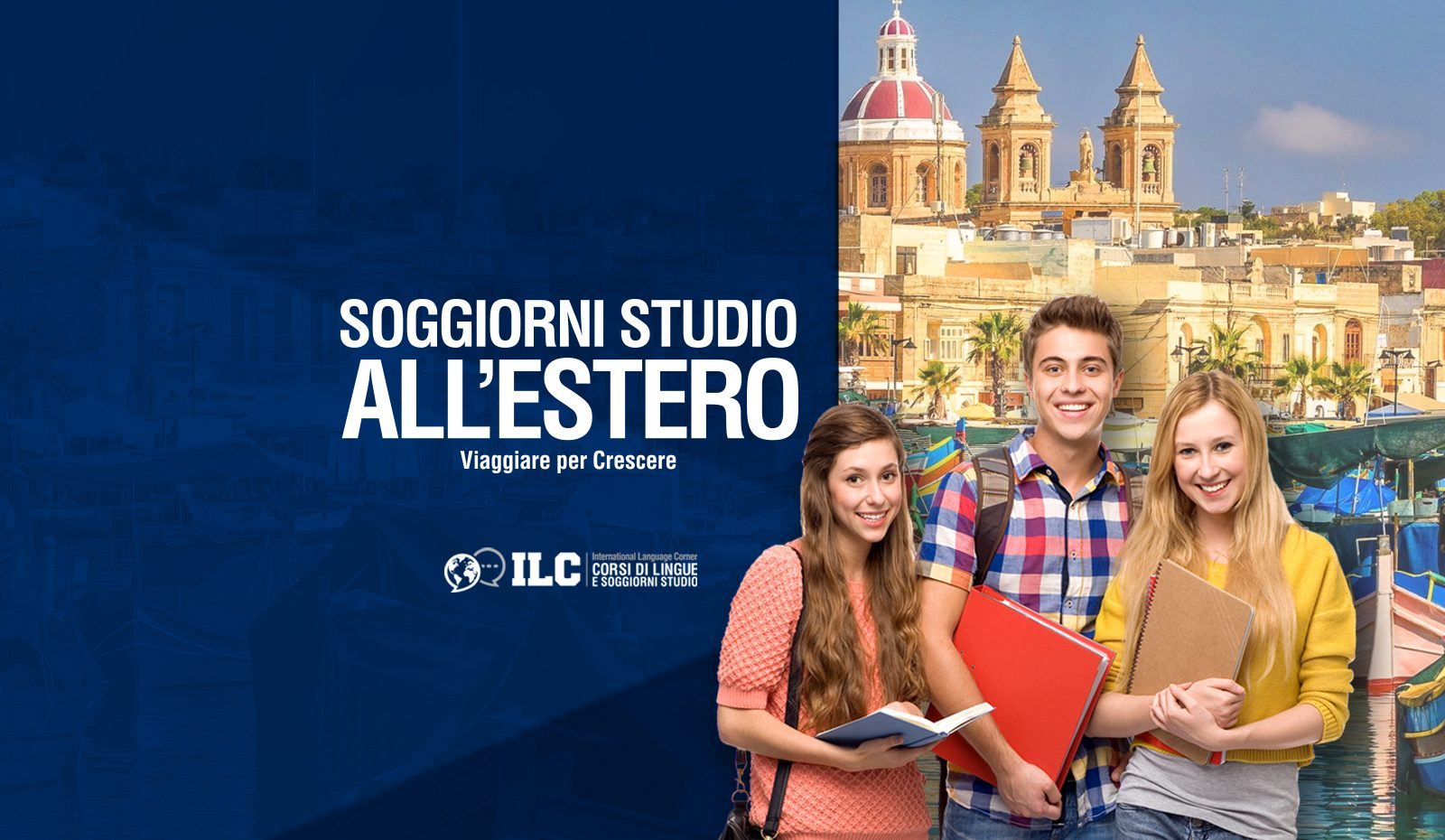 Soggiorni studio Archivi - International Language Corner