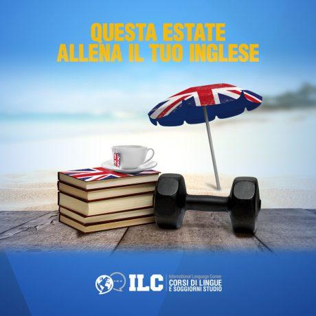 Questa estate allena il tuo inglese: ecco i corsi estivi nelle sedi ILC! Leggi l'articolo